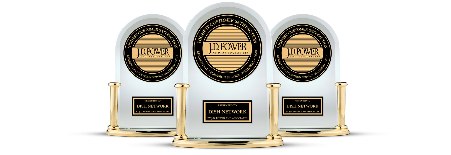 DISH Customer Satisfaction - Ranked #1 by JD Power - Colonial Smart Home Services in King of Prussia, Pennsylvania - DISH Authorized Retailer