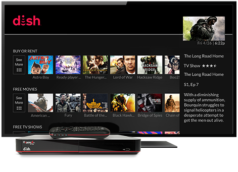 Ondemand TV from DISH | Colonial Smart Home Services
